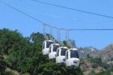 A Taormina funivia chiusa fino ai primi di dicembre
