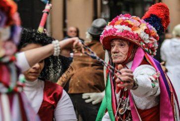 Il Carnevale Princeps Irpino porta la tradizione in giro per l'Italia