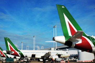 Alitalia, ad agosto ricavi passeggeri +2,5%: traina il lungo raggio