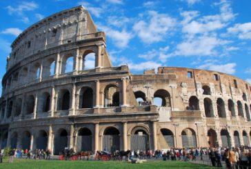Turismo archeologico, Colosseo e Pompei da soli fanno 9 mln di visitatori