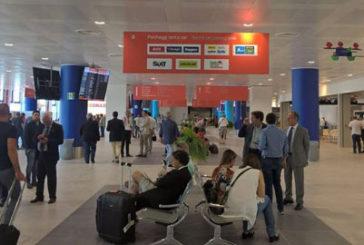 L'aeroporto di Palermo diventa teatro per un giorno