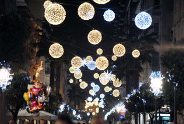 Pescara, Luci d'Artista accese fino al 15 febbraio