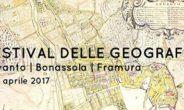 Festival delle geografie, nuovo modo per fare turismo tra escursioni, carte e mutamenti clima