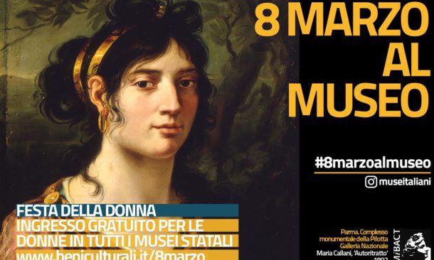 Otto marzo, musei gratis per tutte le donne