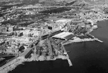 Palermo, il Cantiere Navale fa 120 anni e apre le porte