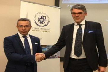 Continua l'alleanza tra Federalberghi Garda Veneto e Unicredit