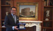 Cabella è il miglior direttore d'albergo anche a livello europeo