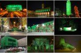 Anche l'Italia si colora di verde per il 'Global Greening 2017'