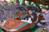 Gardaland, Andrea Iannon prova in anteprima realtà virtuale di Shaman