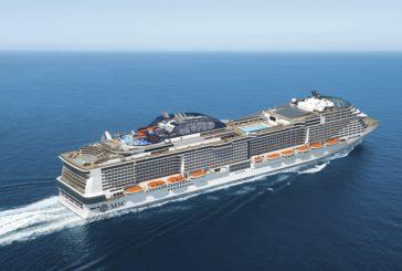 Nuovo concetto di ristorazione a bordo delle navi Msc Meraviglia e Seaside