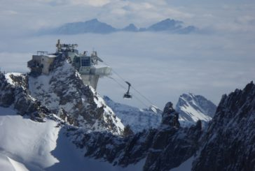 Skyway Monte Bianco, concorso di idee per Museo al Pavillon