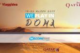 Welcome Travel porta 160 adv in Qatar