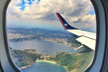 Azul, tariffe scontate dall'Italia su franchigia bagaglio per volare in Brasile