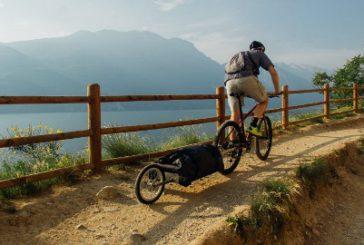 Trolley per bici? La novità lanciata da una start up trentina