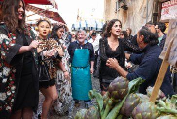 Dolce e Gabbana portano vip e l'alta moda tra Palermo e Monreale
