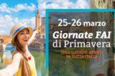 In Friuli 32 luoghi aperti per le Giornate Fai