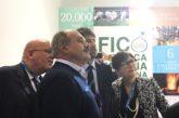 Farinetti porta Fico all'Itb: puntiamo a 5 mln di visitatori annui