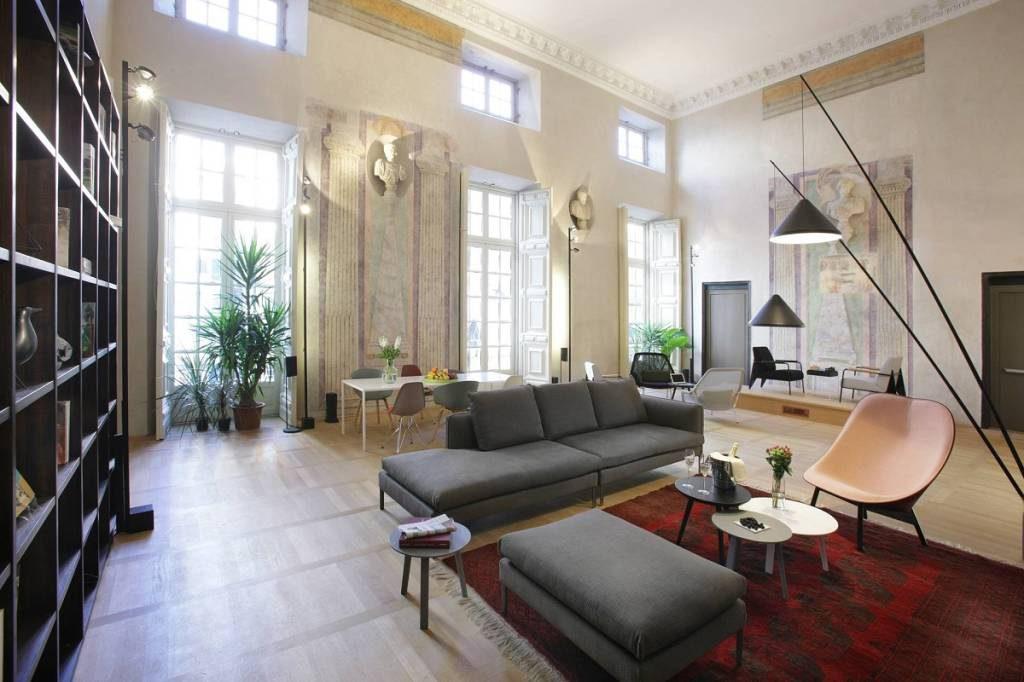 A genova apre hotel palazzo grillo 4 stelle in un palazzo for Design hotel liguria
