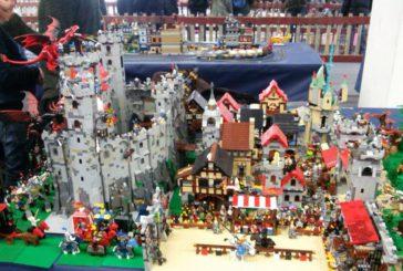 Bagnacavallo pronta ad ospitare la mostra sui Lego