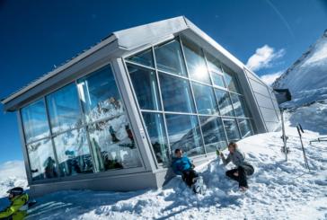 Inaugurato a Pontedilegno-Tonale il nuovo rifugio Panorama 3000 Glacier