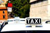 Sciopero dei taxi il 9 luglio: l'annuncio dei sindacati