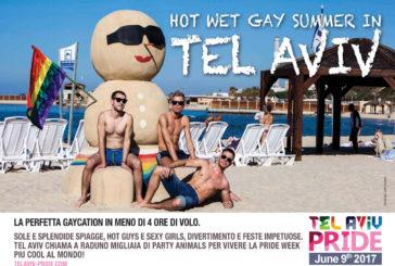 Israele e Twizz insieme per un turismo sempre più arcobaleno