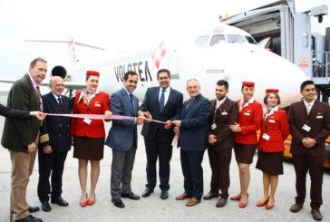 Volotea inaugura nuova base a Genova e lancia 6 nuove rotte