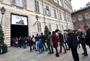 Boom di visite ai Musei Reali di Torino nel Ponte di Pasqua
