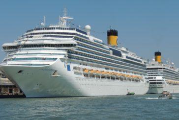 Costa torna ad approdare al porto di Catania, riparte la stagione crocieristica