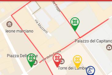 Un'app segnala i percorsi accessibili ai disabili nelle città italiane