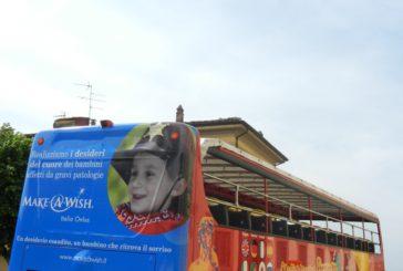 City Sightseeing Italia realizza i desideri dei bambini meno fortunati