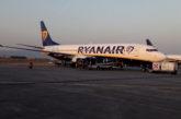 Ryanair mette in vendita i primi 4 voli estivi da Trapani
