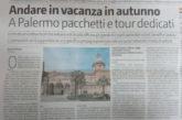 A Palermo gli ospiti sono Special Guest anche in bassa stagione