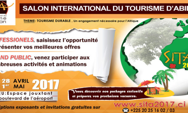 La costa d 39 avorio si prepara al salon international du for Salon e tourisme