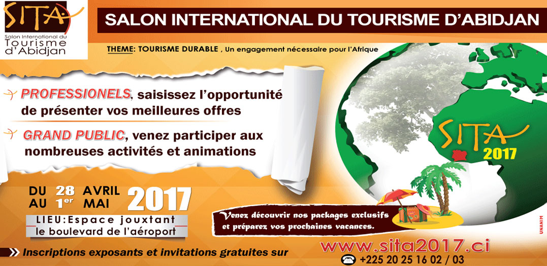 La costa d 39 avorio si prepara al salon international du for Salon international du tourisme rennes