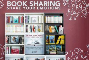 All'aeroporto di Bergamo attivato lo scambio gratuito di libri tra passeggeri
