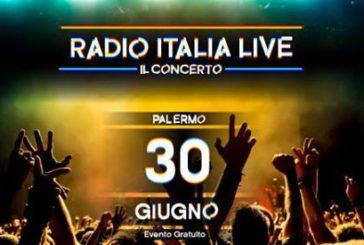 Il Concertone di Radio Italia raddoppia e sceglie Palermo