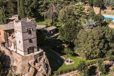 Dall'autunno aperta Residenza Antica Flaminia, dimora di charme nel cuore della Tuscia