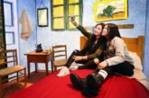 A Taormina la vita e le opere di Van Gogh in un viaggio multimediale