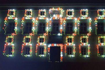 Palermo regala ai turisti video mapping a Palazzo delle Aquile