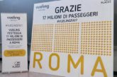 Vueling festeggia a Fiumicino i 17 milioni di passeggeri trasportati