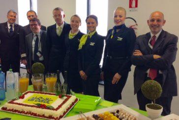 Air Baltic inaugura il nuovo volo settimanale Catania-Riga