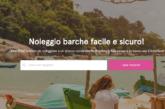 Sbarca in Italia Click&Boat, piattaforma per i viaggi in barca