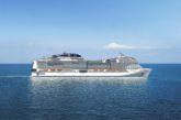 Attesa per il varo di MSC Bellissima, a bordo la prima assistente virtuale