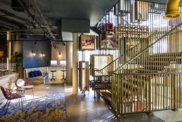 Design e green si incontrano al Novotel London Canary Wharf