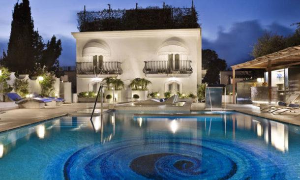 Riapre In Versione 39 Adults Only 39 Il Meli Villa Capri