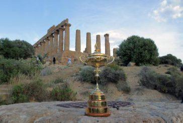 Prende il via dalla Valle dei Templi la Ryder Cup 2022