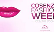 Al via la 4 giorni della 1^ Cosenza Fashion Week