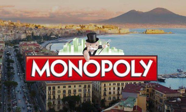 Viale Giardini diventa via Toledo, ecco Monopoly Napoli
