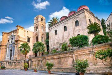 Walking tour a Palermo con l'audioguida che racconta i monumenti